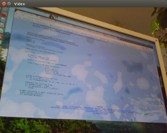 webcam farme grabbing with python and opencv